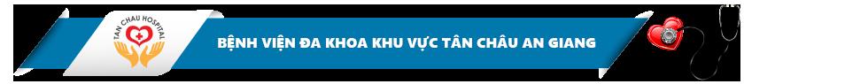Bệnh viện đa khoa Thị xã Tân Châu